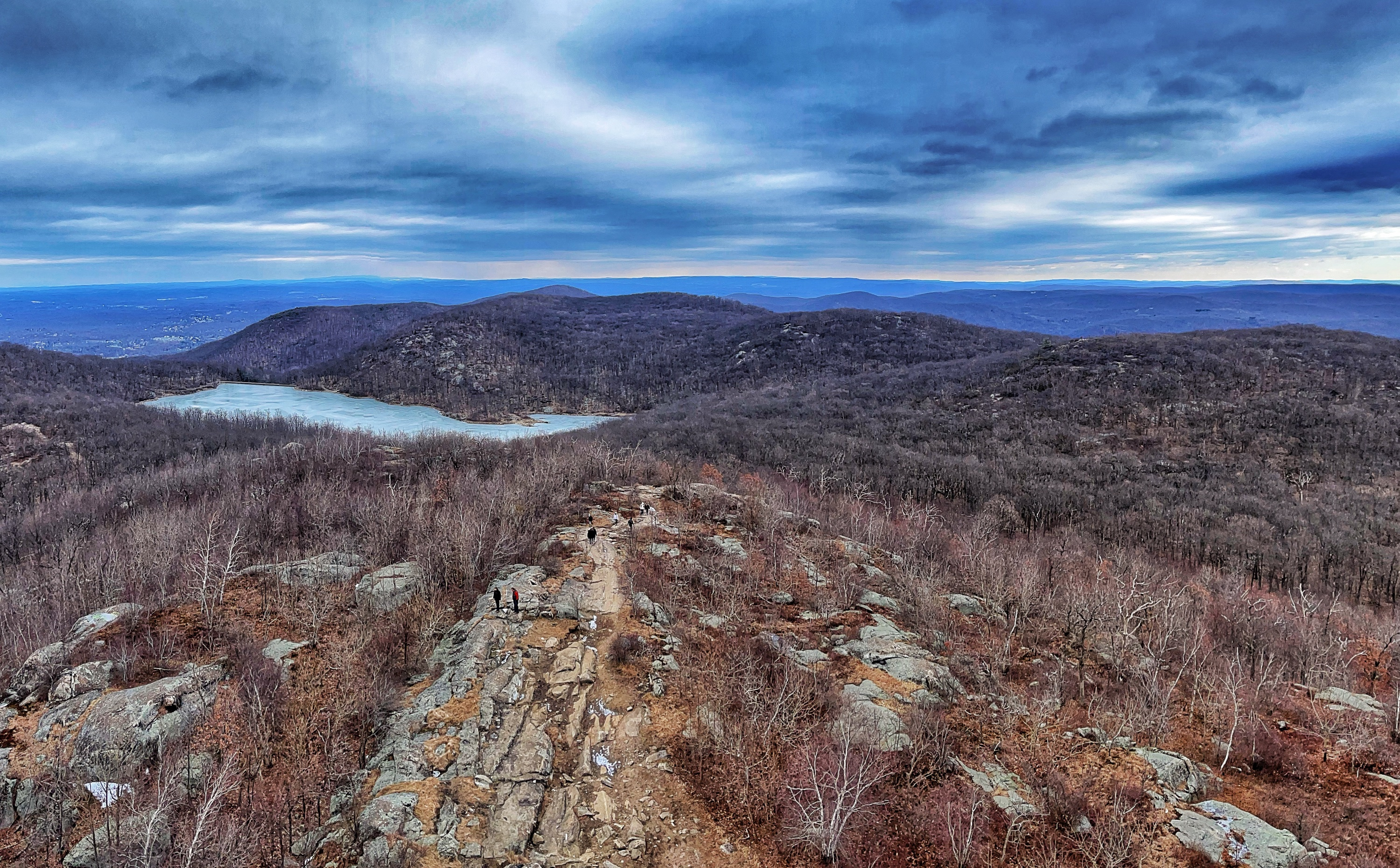 Beacon Fire Tower view