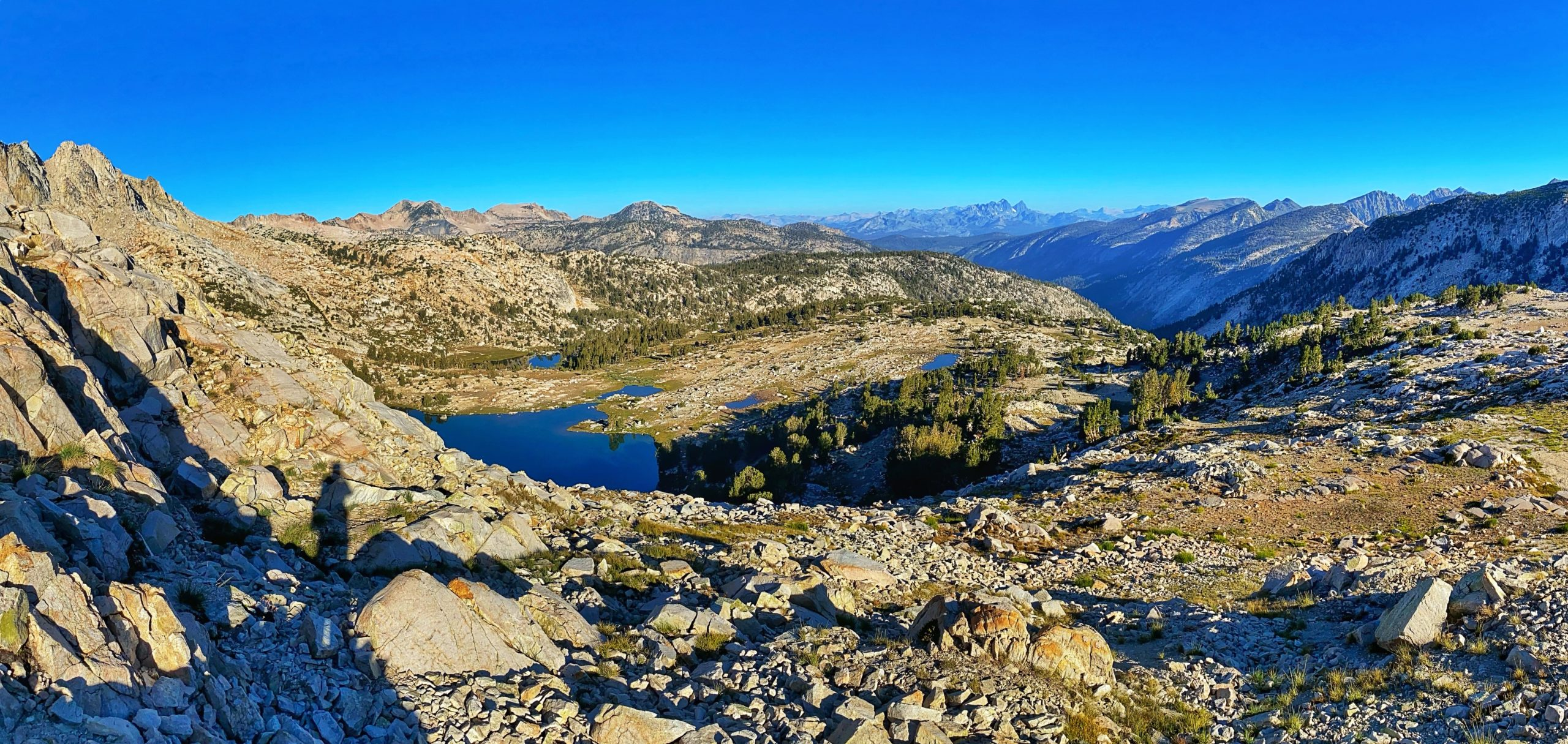 View from Silver Pass