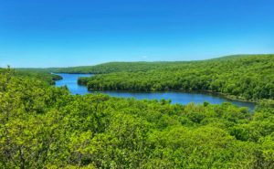 Splitrock Reservoir is one of the best hiking trails in New Jersey